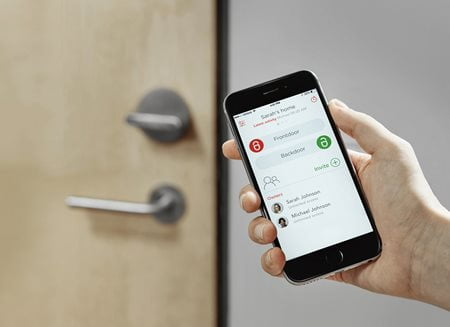 Friday Lock, HomeKit, Bluetooth low energy smart lock