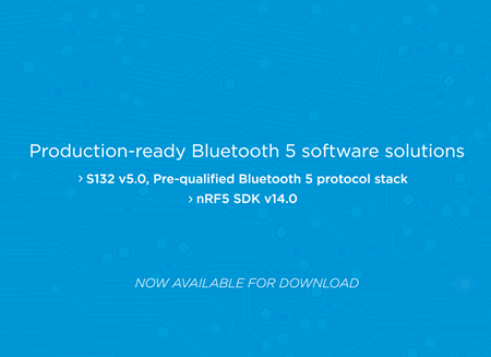 Bluetooth 5, software