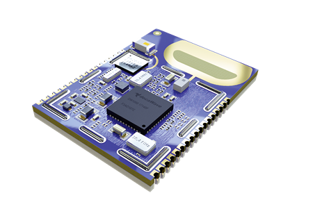 DecaWave, UBW/Bluetooth module
