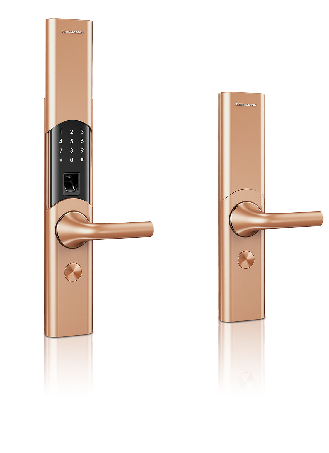 "DESSMANN (China) Machinery & Electronic Co., Ltd  ""T86-NB Smart Lock"""