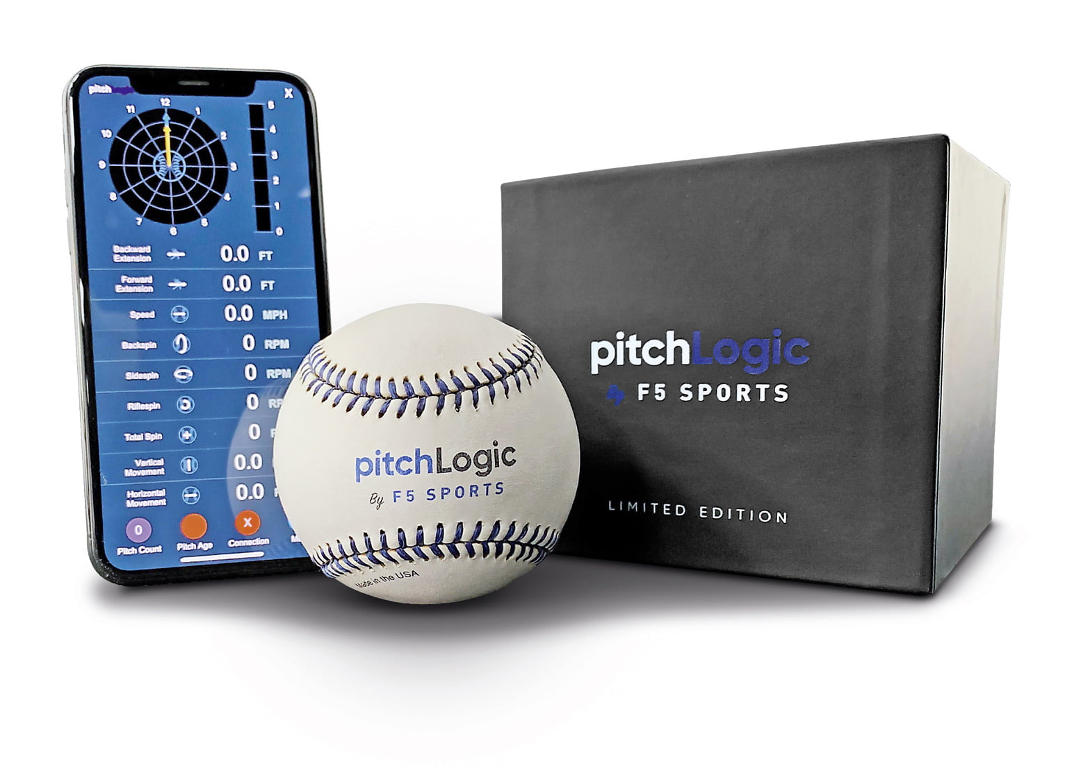 F5 Sports pitchLogic system