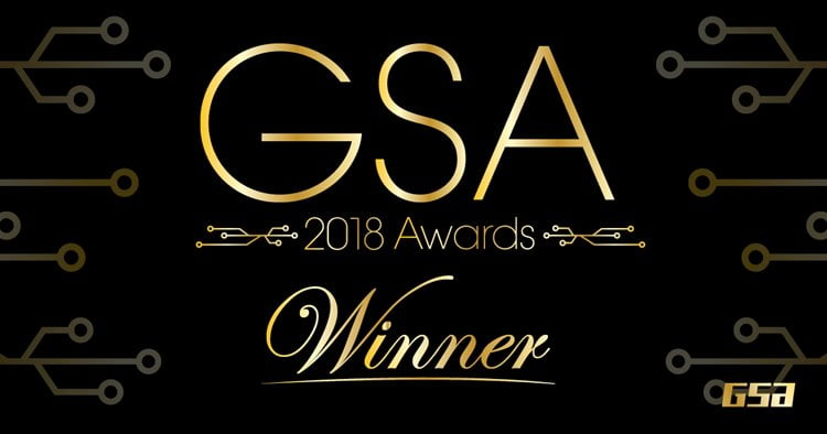 GSA Awards winner