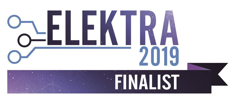 2019 Electronics Weekly Elektra Awards finalist