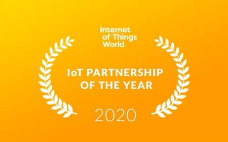 IoT World Award