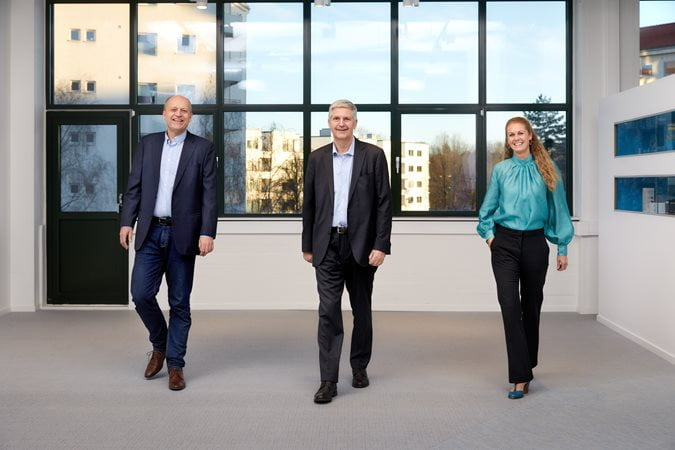 Nordic's CTO, CEO and HR Director