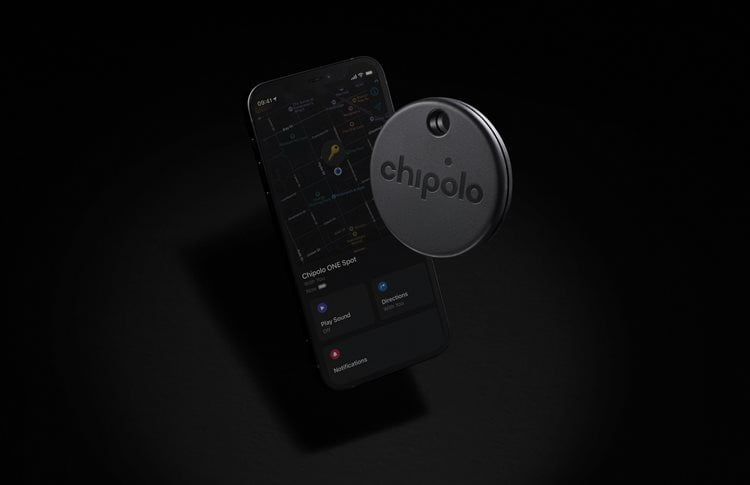 The Chipolo ONE Spot item finder, which can easily be attached to personal items to allow users to find them, was designed using Nordic's Apple Find My network compatible SDK