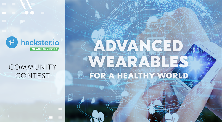 Advanced wearables project webinar