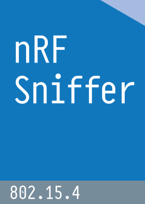nRF Sniffer for 802,15,4