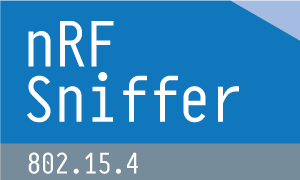 nRF Sniffer for 802.15.4
