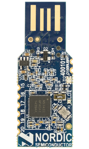 nRF51 Dongle