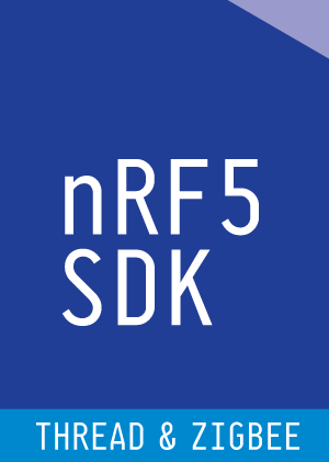 nRF SDK for Thread and Zigbee