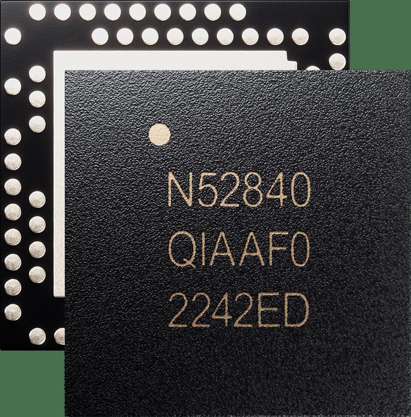 nRF52840 QIAA